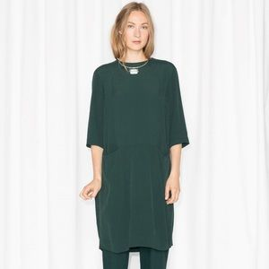 & Other Stories Cocoon Dress